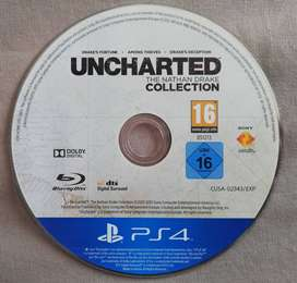 Uncharted: The Nathan Drake Collection - PS4 Game