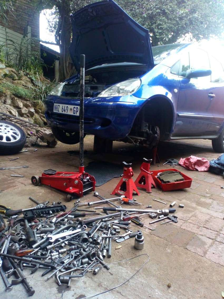 Mobile mechanic and Auto Electrician with diagnostic scanner 0