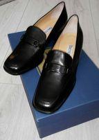 Туфлі нові шкіряні жіночі розмір 37,5