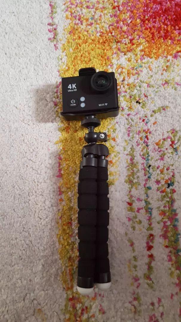 Sportna kamera 0