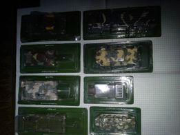 Танки коллекция