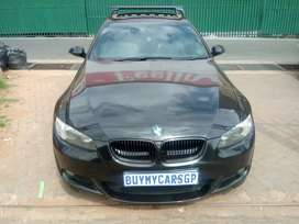 BMW 3series Cupped 325i