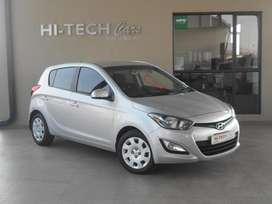 2013 HYUNDAI i20 1.4 FLUID WITH 112000KMS