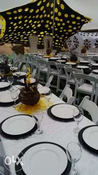 Image of Events decor