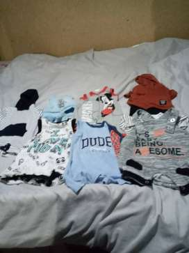 Baby second hand clothes 0-3months