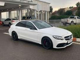 2017 Mercedes-AMG C-Class C63 S For Sale
