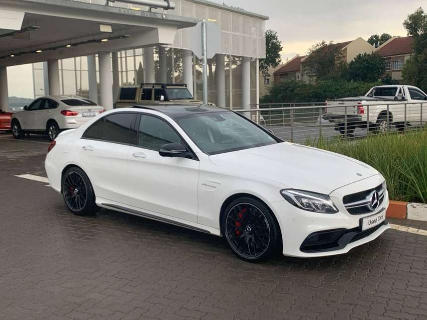 2017 Mercedes-AMG C-Class C63 S For Sale 0
