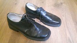 Buty meskie chłopięce komunijne lakierki rozmiar 36 jak nowe okazja