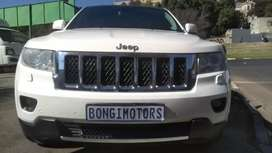 JEEP GRAND CHEROKEE AUTOMATIC WITH SUN ROOF