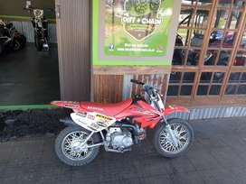 Honda crf 70 in mint condition