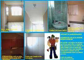 Home or Office Improvements done by Johnnys Maintenance
