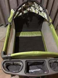 Image of Little One Camp Cot (similar to Shelby Elite) - Excellent Condition