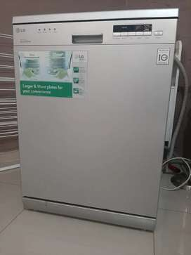 LG Inverter Direct Drive Dishwasher