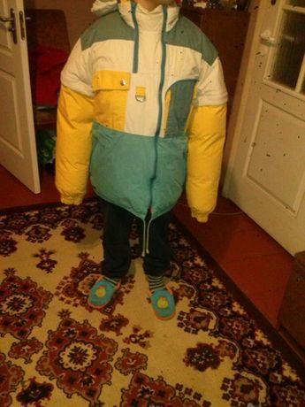 Детская куртка пуховик 42 р Бровары - изображение 1