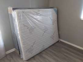 Brand New Orthoflex Queen size bamboo pillow top