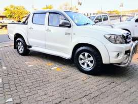 2010 Toyota Hilux double cab diesel