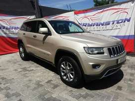 2013 Jeep Grand Cherokee 3.6 Limited At - R289,900 Back 2013 Jeep Gran