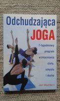 """Odchudzająca joga"" Jan Maddern"
