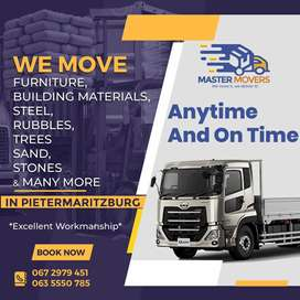 Master Movers and Logistics