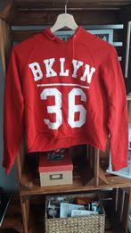 Krótka bluza BKLYN, XS