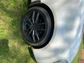 Mint condition golf 5 up for grabs