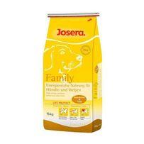 Josera Family - karma dla suk i szczeniąt 15kg