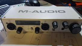 M-Audio Music Interface 2 channel