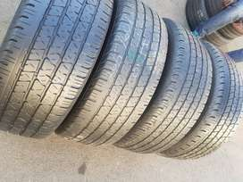 265/60/ R18 Continental Cross Contact Tyres