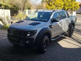 Ford Ranger Wildtrack, D/Cab, 3.2 Auto, 4x4, PRICE REDUCED