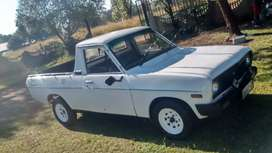 Datsun Nissan 1400 champ in mint condition
