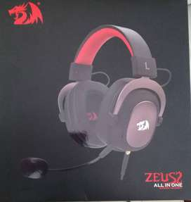 Brand new in box Redragon ZEUS virtual 7.1 wired gaming headset