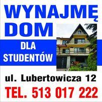 Do wynajęcia pokój lub miejsce w pokoju studentom (Nowym Targu)