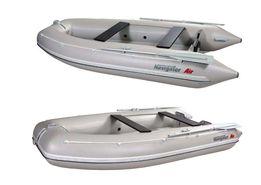 Лодка с надувным дном Navigator 360 Air LUX - Акция !!!