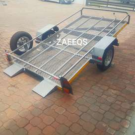 Golf Cart Trailers...Brand New...Includes Free Sparewheel!