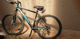 Cubbix MTB series Mountain bike with extras