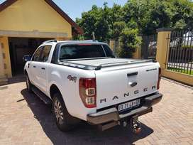 Ford Ranger Wildtrack Sports bar & Securi-Lid cover for sale