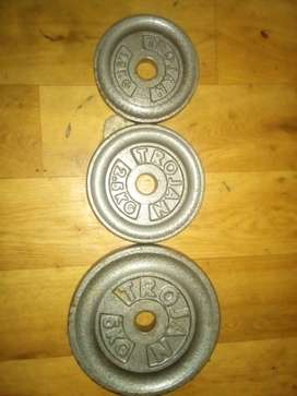 GYM Weights 28kg for sale R400,