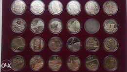 Колекція Пам'ятних монет України / НБУ/ Монеты Украины/ Обмен