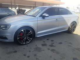 2015 Audi A3 TDI sport with 89000kms R190,000 negotiable on viewing
