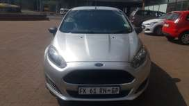 Ford Fiesta 1.6 Powershift Trend
