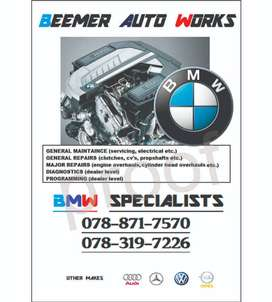 BMW PARTS AND REPAIRS