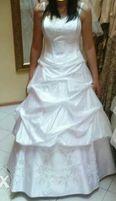 suknia ślubna rozm.40