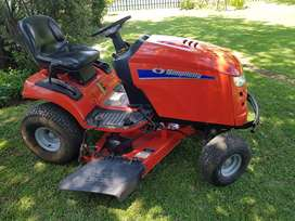 Simplicity 22HP Ride-on Mower for sale