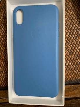 Brand new origional apple iphone XS leather cover