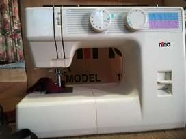 Nina sewing machine