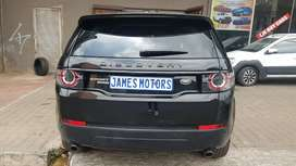 2016 Land rover Discovery 2.2 sport  with 52 000km