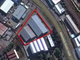Prime Industrial complex for sale