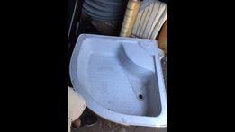 Продам итальянский поддон, ванную, 1 м