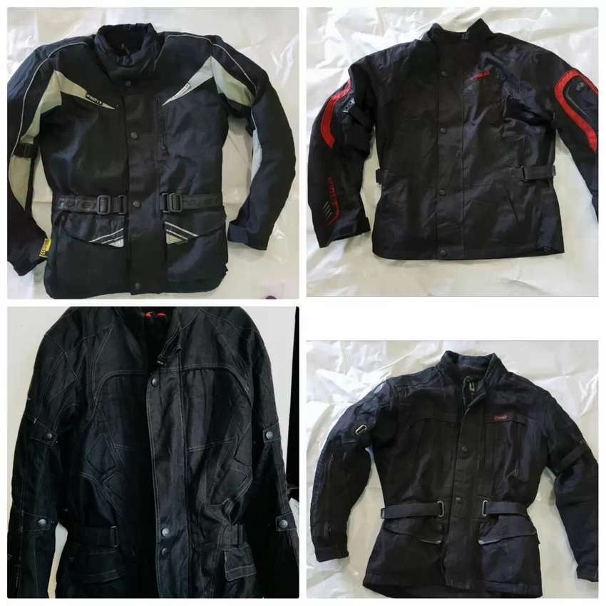 Motorcycle riding jacket 0