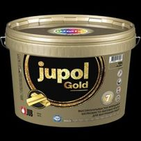 Фарба для стін та стелі JUPOL GOLD 10л. в-ва Словенія. Преміум